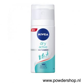 Nivea Dry Active Woman 48 x 35ML