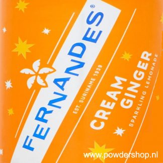 Fernandes Cream Ginger 12x33CL